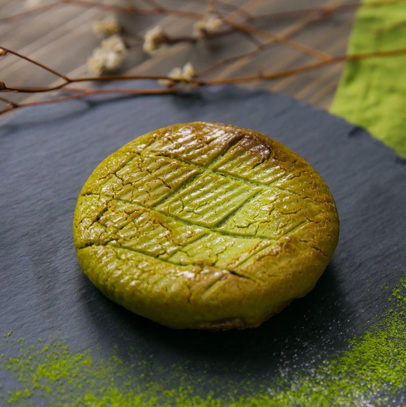 画像1: メロンパン na フレンチトースト 抹茶 (1)